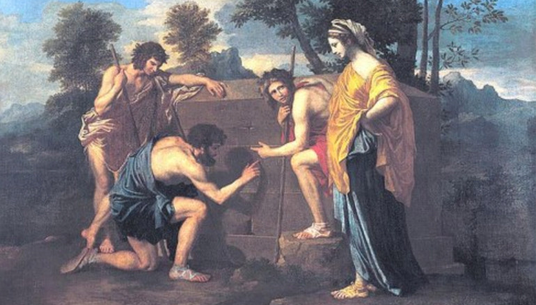I pastori dell'arcadia
