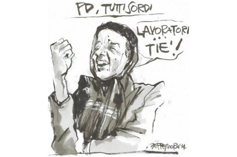 Renzi vi odia