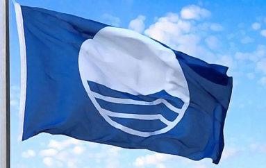 La bandiera blu