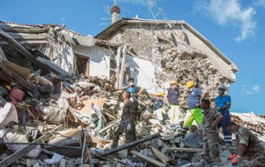 Terremoto in Centro Italia: evitiamo di ripetere i soliti errori