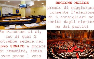 Passata la festa. Un bilancio del governo Renzi e gli effetti sul Molise della revisione costituzionale