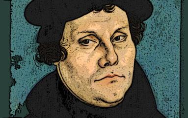 Testimone del vangelo. Lettera di M. Lutero ai cristiani di oggi