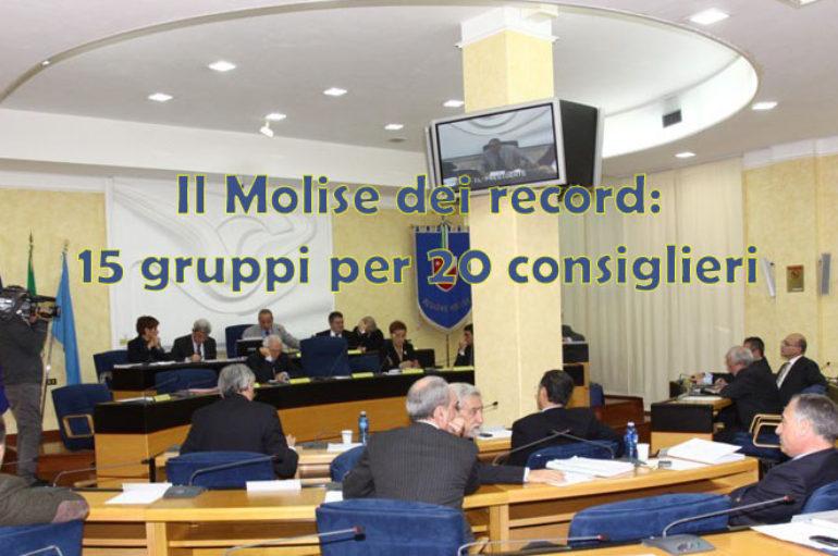 """Molise: 15 gruppi per 20 consiglieri. Le """"monocellule"""" verso le elezioni regionali"""