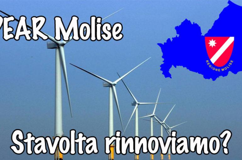 Il Molise attende un Piano Energetico da 11 anni