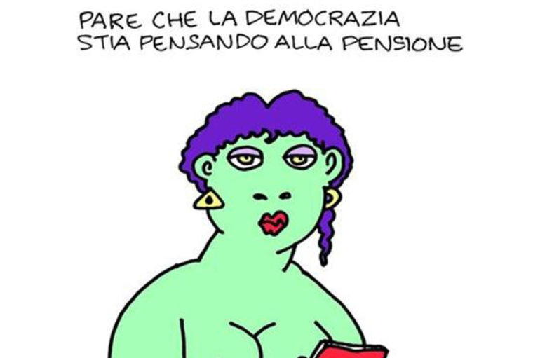 Il futuro della democrazia. C'è ancora spazio per la Sinistra?