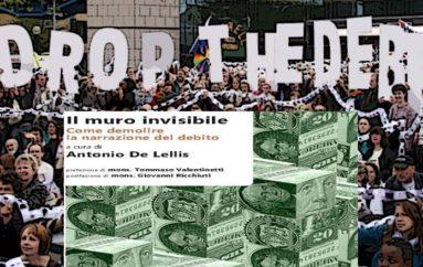 Debito pubblico: quel muro invisibile costruito per imprigionarci