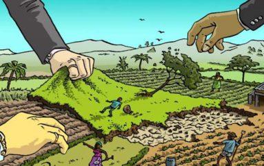 Predoni. Il land-grabbing ai danni delle popolazioni povere