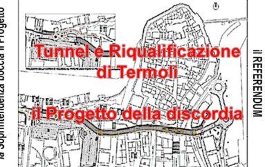 """Tunnel di Termoli: un """"autunno caldo"""" è in arrivo"""