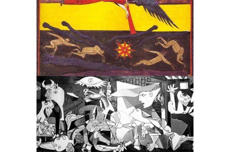 Picasso e l'apocalisse