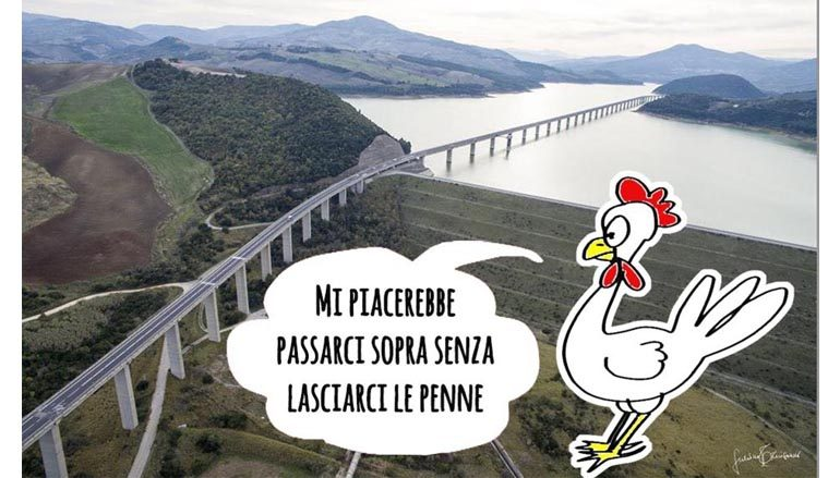 Quale alternativa al ponte sul liscione?