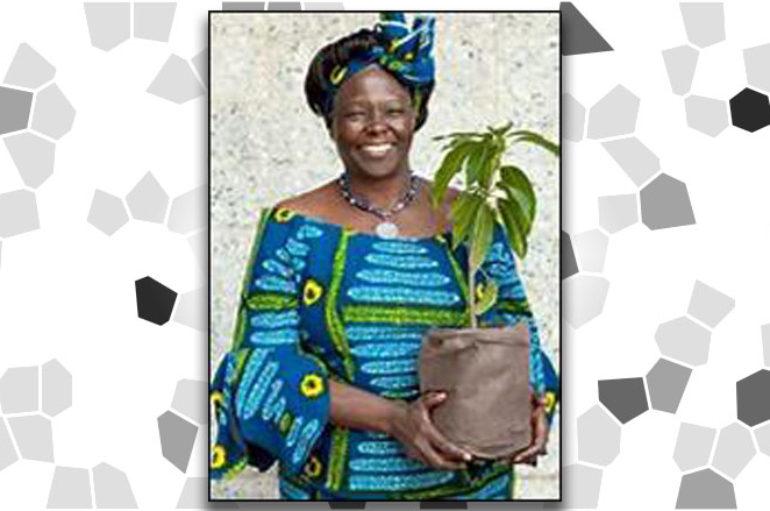 Wangari mathai