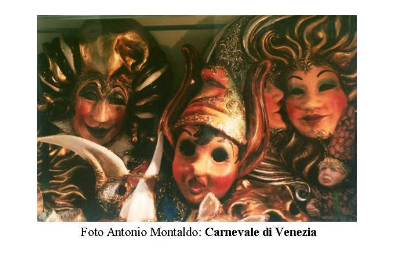 Foto Antonio Montaldo: Carnevale di Venezia