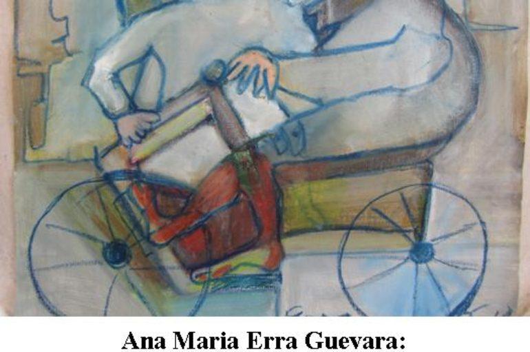 Ana Maria Erra Guevara:  NONNO E NIPOTE