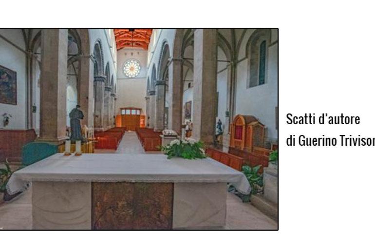 Duomo di larino:interno