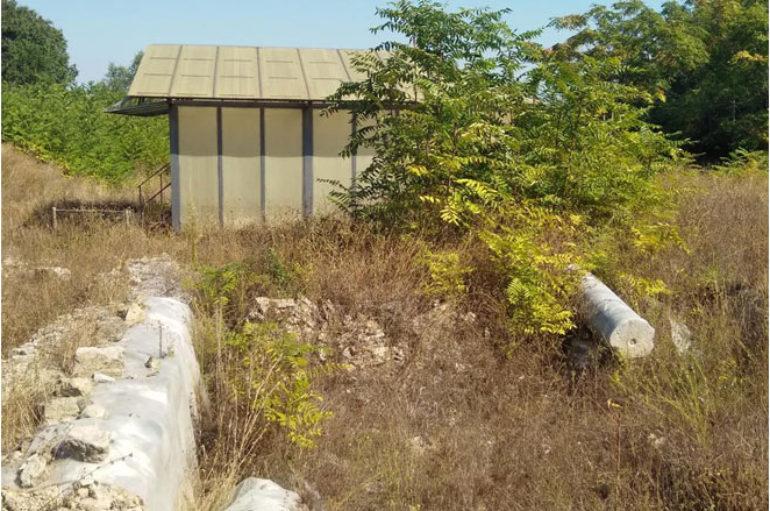 Le aree archeologiche di larino