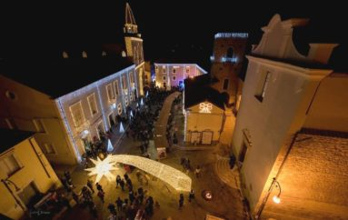 EVENTI: Larino centro storico: Magia di luci