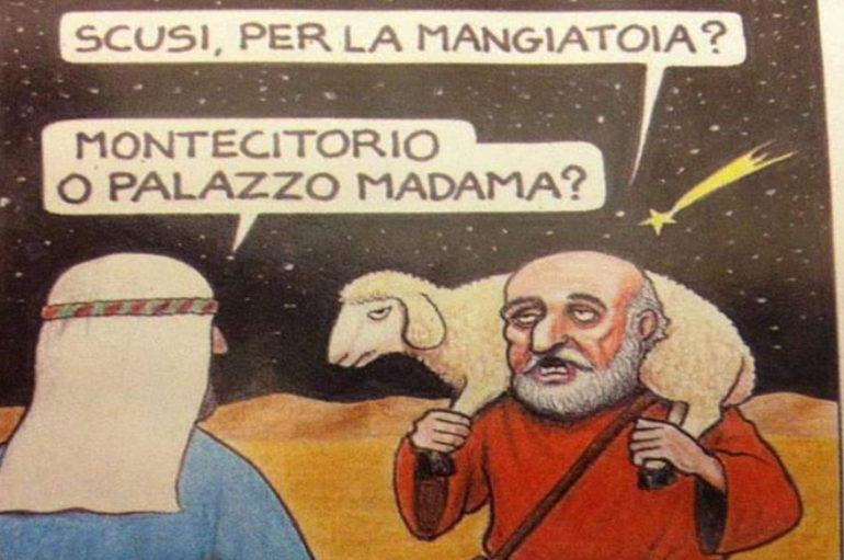 A colloquio con papa francesco