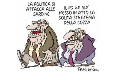 Transumanza politica