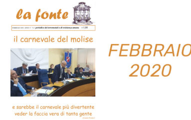 Indice del numero 169 – Febbraio 2020