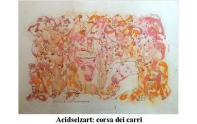 Acidselzart: corsa dei carri