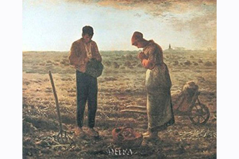 Contadini nella pittura