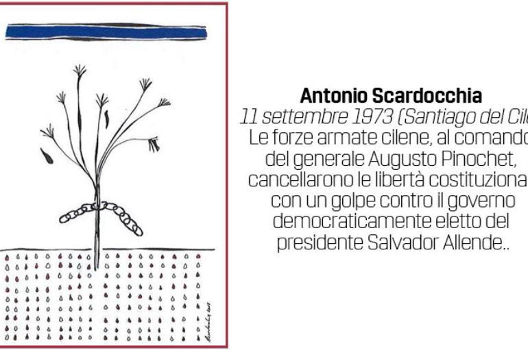 Antonio Scardocchia: 11 settembre 1973