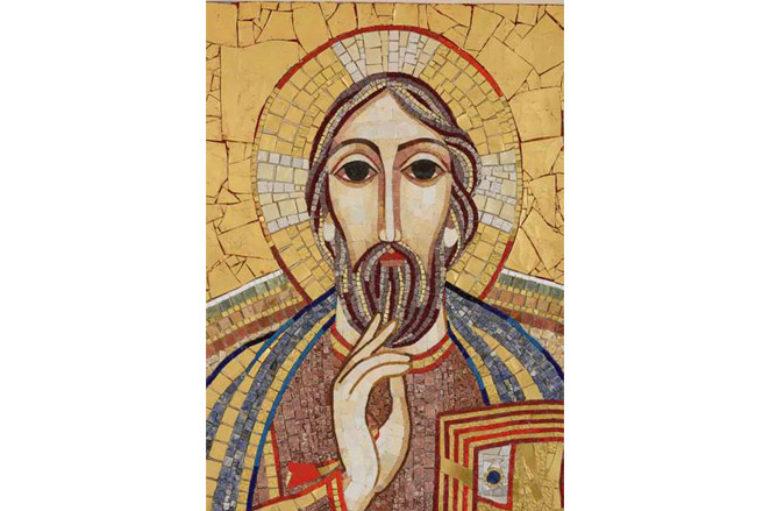 Cristo al centro