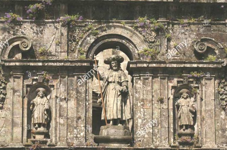 Santiago: la porta santa