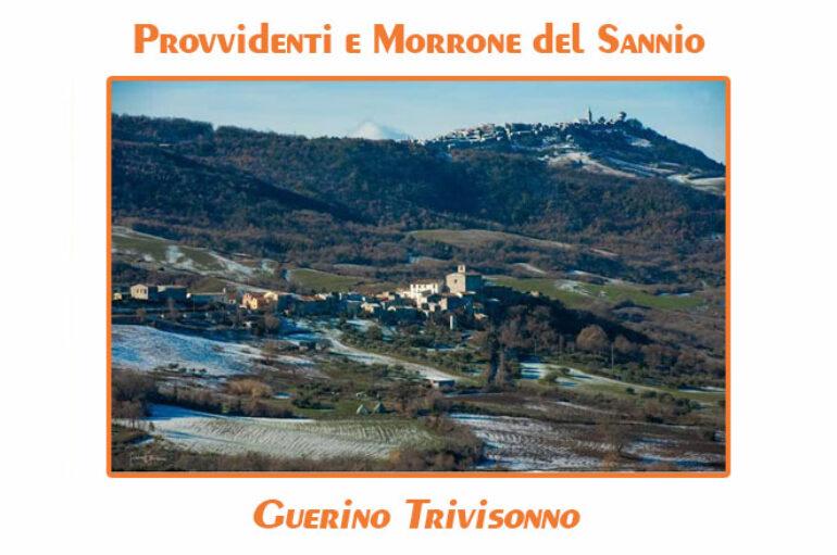 Scatto d'autore di Guerino Trivisonno: Provvidenti e Morrone del Sannio