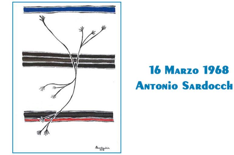 Antonio Scardocchia: 16 marzo 1968