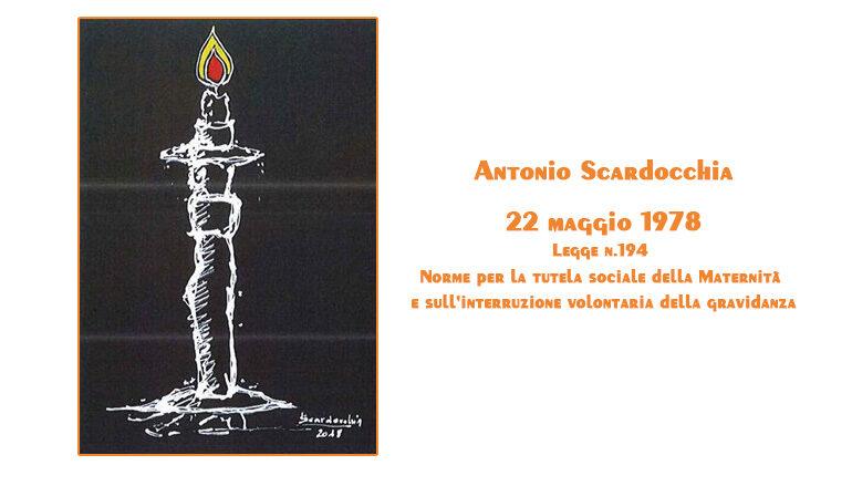 Antonio Scardocchia: 22 maggio 1978