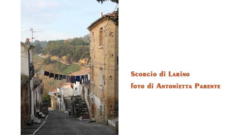 Antonietta Parente: Scorcio di Larino