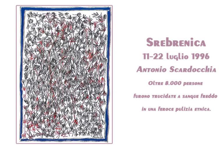 Antonio Scardocchia: 11-22 luglio 1996 – Srebrenica