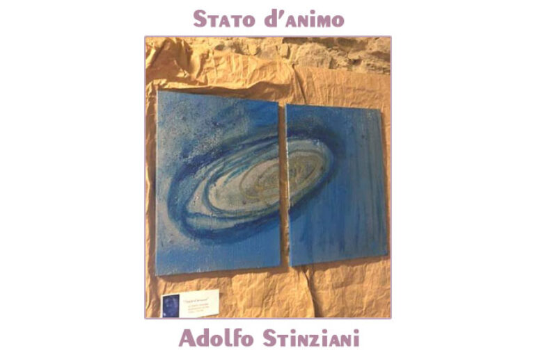 Adolfo Stinziani: Stato d'animo